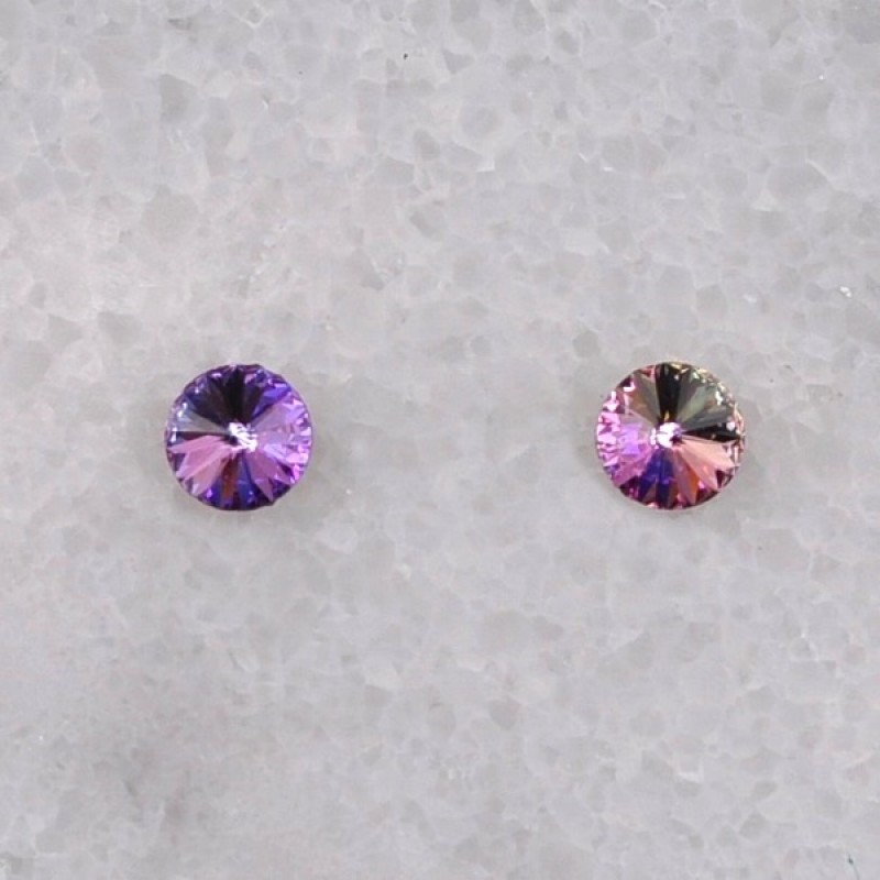 Swarovski Element Stud Earrings - Item #32E - 5mm